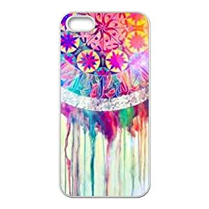 Creative Colorful Pattern Fahionable And Popular Back Case Cover For Iphone 5s