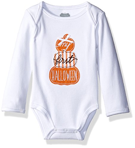 Mud Pie Baby Seasonal One Piece Crawler  - Babys First Halloween Shopping Results