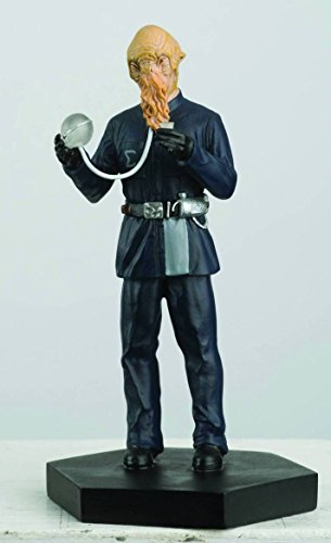 1 X Doctor Who Figurine Collection #12 - The Ood Sigma by Underground Toys (Doctor Who Figurine Collection)
