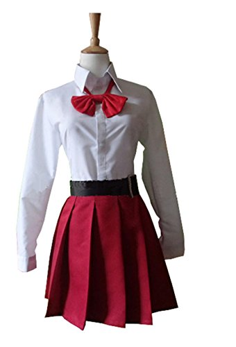 [Vicwin-one The Flower We Saw That Day Anjyou Naruko Cosplay Costume] (Saw Makeup And Costume)