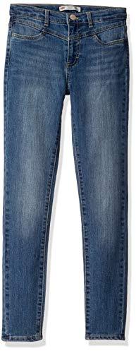 Levi's Girls' Big 720 High Rise Super Skinny Jeans, Sao Paulo, 7