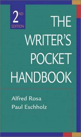 The Writer's Pocket Handbook (2nd Edition)