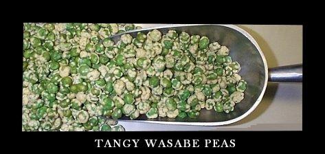 Wasabi Peas 5 lbs. by Fasig's