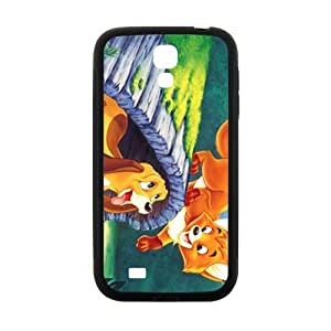 Lovely cat and dog Cell Phone Case for Samsung Galaxy S4