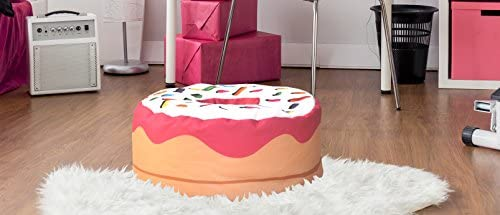 Pop Shop Figural Donut Bean Bag