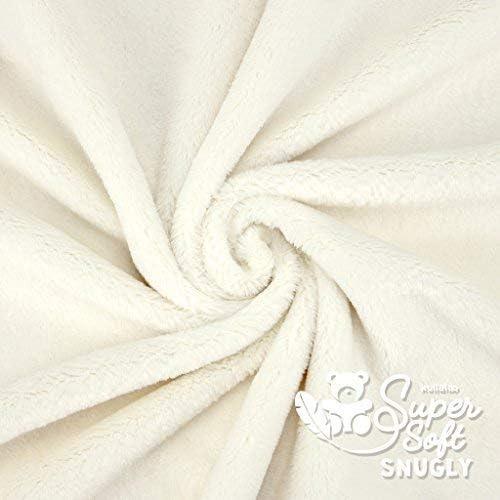 extr/èmement doux kullaloo SuperSoft 100/% polyester Tissue peluche microfibre