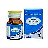 Hapdco Natrum Sulphuricum Biochemic Tablet 6X