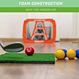 GoSports Foam Golf Practice Balls - 16 Pack