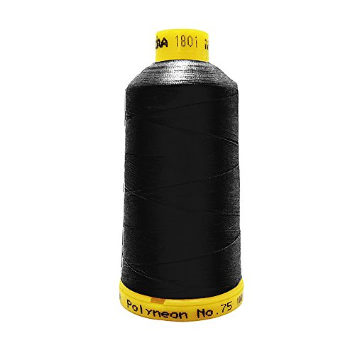 Madeira Polyneon 75 Cop Embroidery Thread (One Size) (Black)