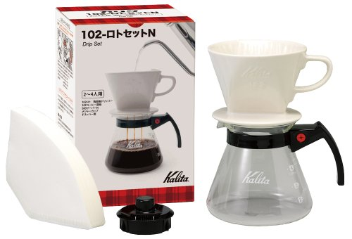 Kalita drip set 102 – Lotto set N # 35163 by Kalita (Carita)