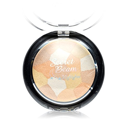 Etude House Secret Beam Highlighter, Gold/Beige Mix, 0.48 Ounce