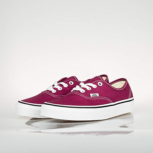 Vans Rot Authentic Authentic Vans Rot Vans Authentic Rot zrTzxv