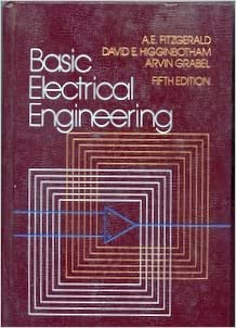 basic electrical engineering by fitzerald