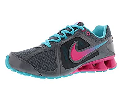 Amazon.com | Nike Reax Run 8 Women's Shoes Size 9.5 ...