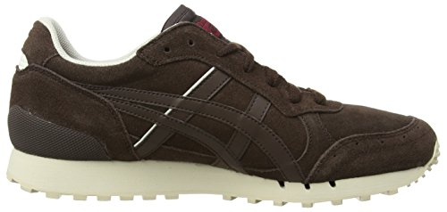 Asics Colorado Eighty-Five - Scarpe da Ginnastica Basse Unisex – Adulto, Marrone (Brown 6262), 42 EU Brown (Brown 6262)