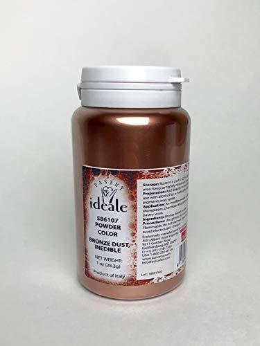 (Pastry Ideale Bronze Dust (Inedible) - 1 oz)