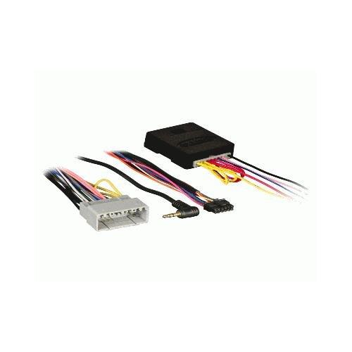 AXXESS XSVI-6502-NAV - NAV Interfaces - 04-11 CHRY CAN W/ RAP ACC & NAV OUTPUTS