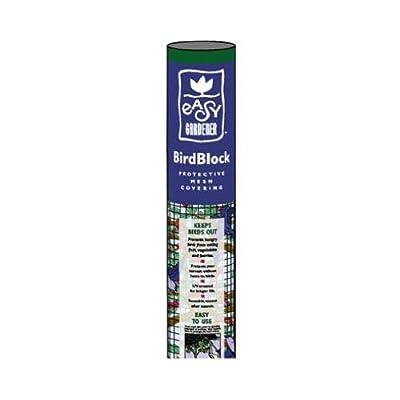 Easy Gardener 604 Bird Block Protective Mesh, 7 x 20-Ft.