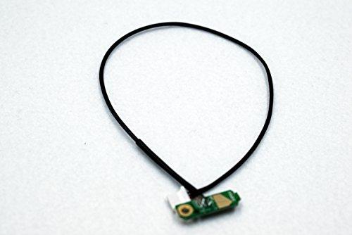 YDLan New Original OEM For Dell Studio 1555 1557 1558 POWER BOARD BUTTON SIDE TRIM ()