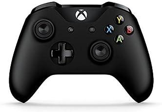 Controlador Inalámbrico Xbox One Negro, Estándar Edition