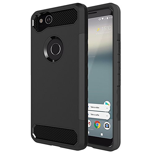 Google Pixel 2 Case,E-outfit Shock proof Hybrid...