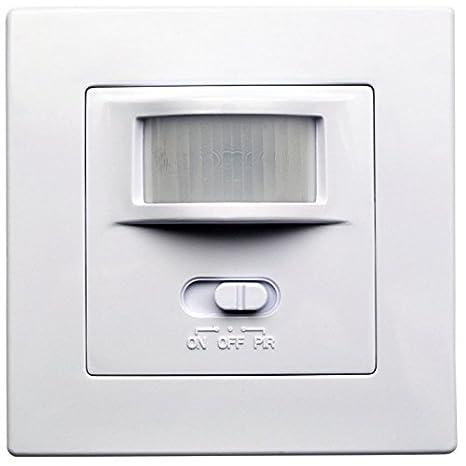 Bombilla de bajo consumo con Sensor de movimiento por Sensor buzones interruptor de luz empotrable de