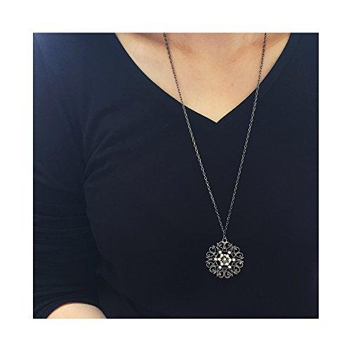 European necklace sweater necklaces pendants product image