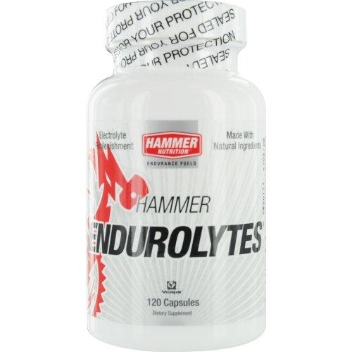 Hammer Nutrition Endurolytes-Electrolyte Supplément de remplacement-Dietary Supplement, 120 comte