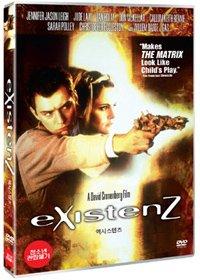 Movie DVD - eXistenZ (Region code : all) (Korea Edition)