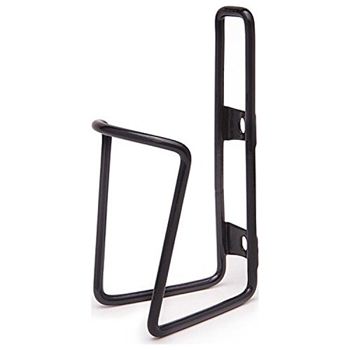 Mtn Water - Klean Kanteen Coated Steel Bike Cage fits 18, 27-Ounce, Classic Black