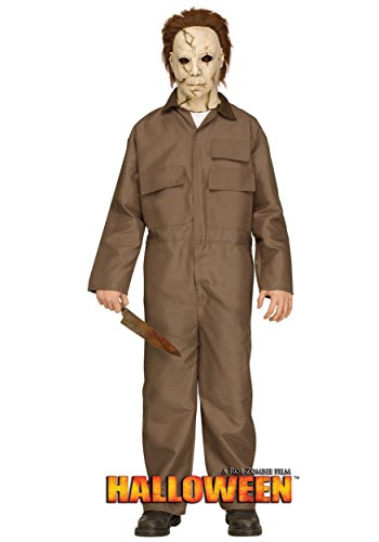 Fun World Michael Myers Deluxe Teen Halloween Costume Teen -