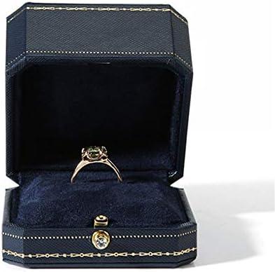 Caja para Joyas para Pendientes Pulseras Anillo Caja de collar ...
