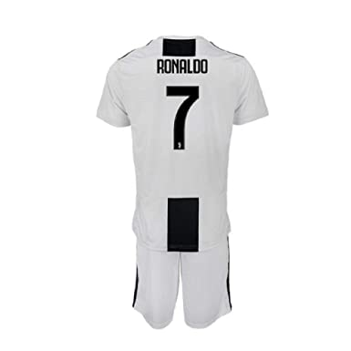 competitive price 44ef8 3f4c7 spain juventus 7 ronaldo home soccer club jersey c4f46 03f99