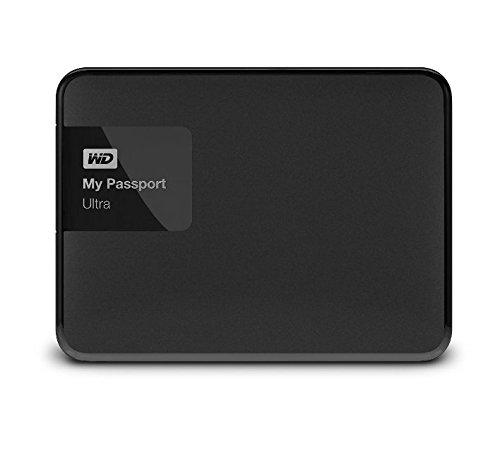 Western Digital My Passport Ultra Portable 2 TB External Hard Drive
