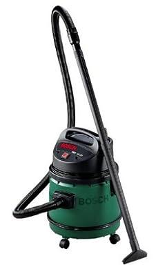 Der Bosch PAS 12-27 Nass Trockensauger im Detail
