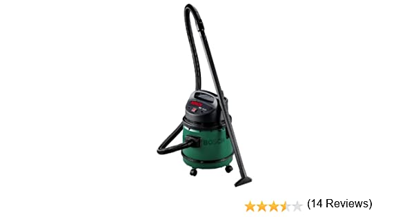 Bosch Home and Garden 0.603.395.103 Aspirador polivalente, 1200 W, 240 V, Negro, Verde: Amazon.es: Bricolaje y herramientas