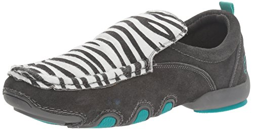 Loafer Grey Bailey Women's Flat Roper nUASa4q