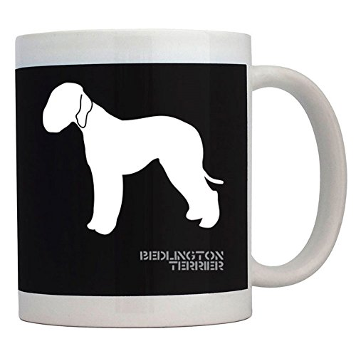 Teeburon Bedlington Terrier Mug (Bedlington Terrier)