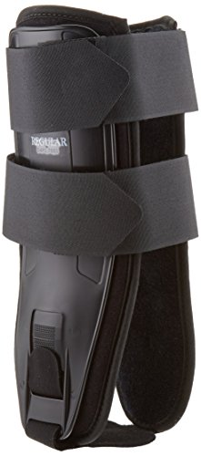 Post Operative Recovery - Sammons Preston Regular Ankle Stirrup, Support Brace for Ankle Injury and Recovery, Treatment for Chronic Instability, Ankle Sprains, Post-Operative Use