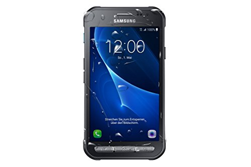 Samsung Galaxy Xcover 3 (SM-G389F) VE Smartphone (4,5 Zoll (11,4 cm) Touch-Display, 8 GB Speicher, Android 5.1) dunkelgrau