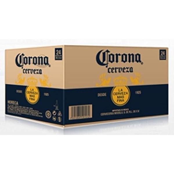 Coronita Cerveza Botella 4.6º - Paquete de 24 botellas de 35.5 - Total 852 cl: Amazon.es: Alimentación y bebidas