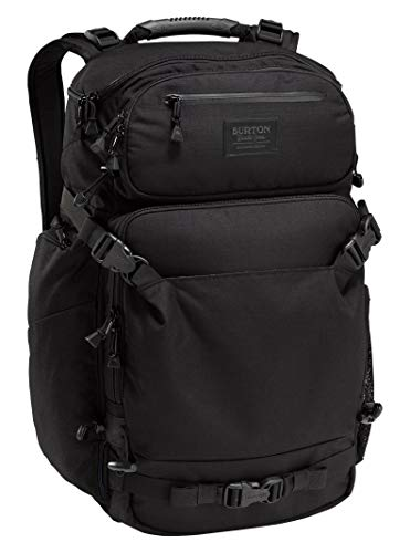 (Burton Focus 30 L Backpack, True Black, One Size)