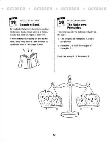 Math Worksheets 3rd grade free math worksheets : Amazon.com: 200 Super-Fun, Super-Fast Math Story Problems Math ...