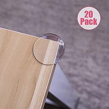 Amazon.com: EUDEMON - Protectores de esquina para muebles ...