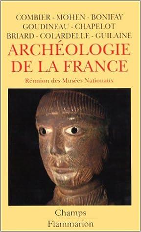 Livre electronique gratuit Archéologie de la France