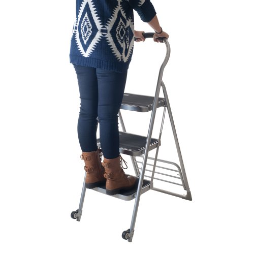 The 8 best step ladder with wheels