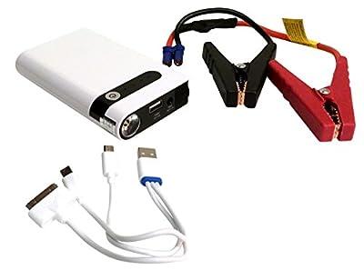 PDE Tech ZipSpin Portable Pocket Power Jump Starter