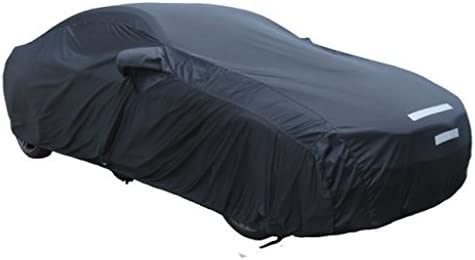 Fleeced Satin Covercraft Custom Fit Car Cover for Select BMW M3 Models FS17630F5 Black
