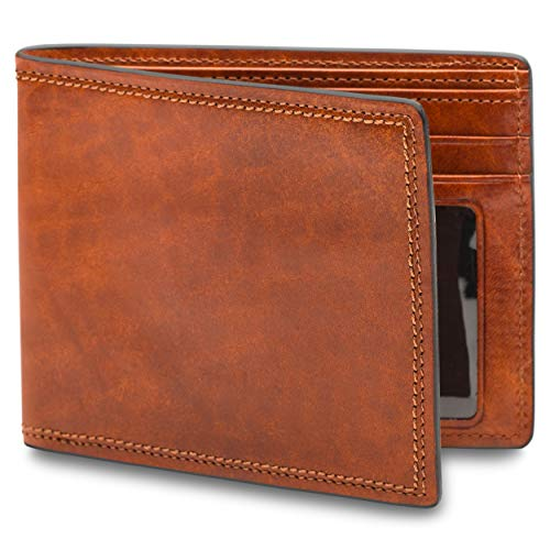 Bosca   Men's Executive Wallet in Dolce Italian Leather (The Best Mens Wallet In The World)