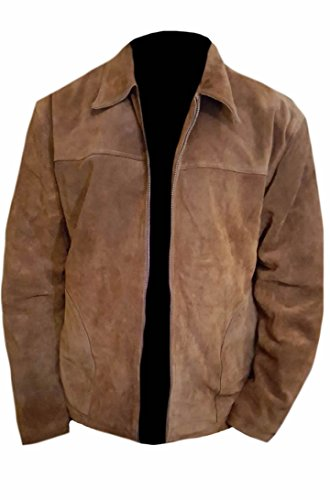 Suede Fashion Jacket - 9